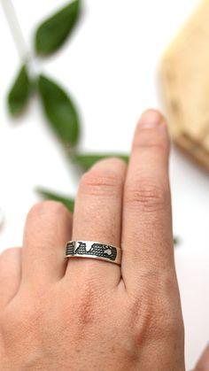 Кольца для путешественников. Карта мира на два кольца. Серебряные кольца ручной работы.