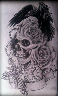 Raven n skull