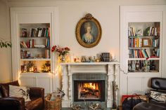 Evening at home. Maximalist Interior, House Tours, Homes, Interiors, Home Decor, Houses, Decoration Home, Room Decor, Home