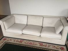 Free couch AND love seat. Cute as a set! http://seattle.craigslist.org/see/zip/4951104085.html