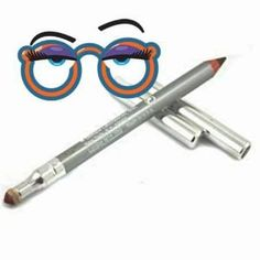 Clinique Eye shadow Eye Pencil Double Coffee Quickliner for Eye Eye Makeup