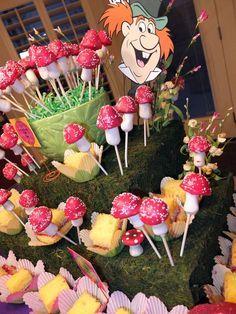 tea party balloon sculptures - Google Search