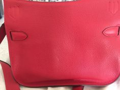 Hermès Jypsiere Rouge Casaque Cross Body Bag on Sale, 20% Off | Cross Body Bags on Sale at Tradesy