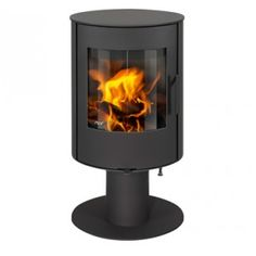AGA Lawley Stove is a wood burning stove available with a pedestal base with a 360 degree rotating base or a cupboard base from the new AGA Stove range. The AGA Lawley provides a stunning flame picture with its large viewing glass and has simple to use controls. AGA Lawley Stove – Smoke Exempt The Lawley is Defra approved for wood burning in smoke exempt areas.With a 4 kw heat out put the Lawley is ideal for most family homes with an efficiency rating of 80.1% you will reduce your fuel…