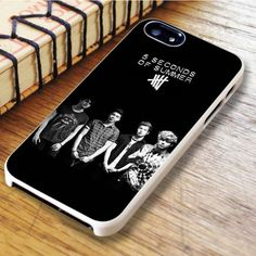 5 Second Of Summer 5 Sos Music iPhone SE Case