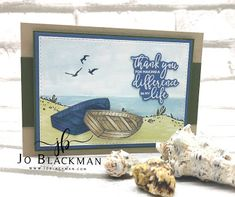 JoBlackman.com: Stamp 'n Hop February Blog Hop - Colour Challenge... Post It Note Holders, Little Birds, Ink Pads, Masculine Cards, My Stamp, Creative Cards, Stampin Up Cards, Watercolor Paper, I Card