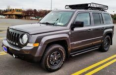 O'DubhGhaill's 2014 FDII - Jeep Patriot Forums