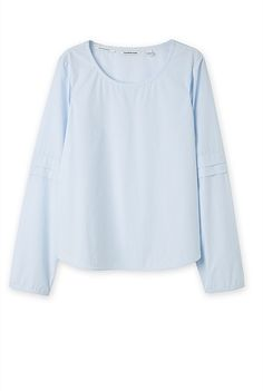 Tuck Sleeve Shirt