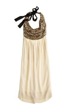 Sequin Halter Dress:Calypso St. Barth