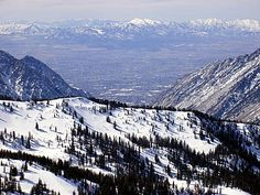 Snowbird, Utah - holy altitude but what awesome skiing! Snowbird Ski, Memorial Weekend, Snow Skiing, A Whole New World, Winter Sports, Snowboarding, Places To Visit, Ski Resorts, Spaces