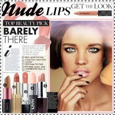 My Favorite Nude Lipstick