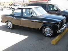 1960 studebaker lark - my first car in about