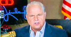 Well, can ya guess what Douchebag Limbaugh has to say about the confederate flag controversy? - AUDIO - http://holesinthefoam.us/well-can-ya-guess-what-douchebag-limbaugh-has-to-say-about-the-confederate-flag-controversy-audio/