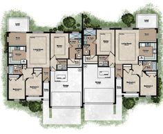 ideas about Duplex Plans on Pinterest   Duplex House Plans    Duplex Floor Plan  One of my favorites