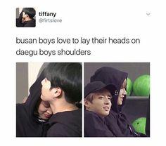 Daegu and Busan boys