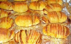 Recepty - Page 35 of 521 - Mňamky-Recepty. Potato Recipes, Snack Recipes, Vegetable Dishes, Pretzel Bites, Thanksgiving Recipes, Gnocchi, Food Art, Good Food, Food And Drink