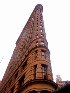 Flatiron Building, Fashion Flight: ニューヨークぶら歩き Take a stoll in NY