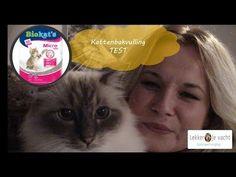 Kattenbakvulling test | Biokat's