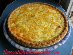 This quiche is great for breakfast or just anytime. We love it! 1 ...