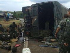 Acidentes de Trânsito - Veículos Militares