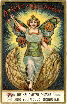 Vintage-Halloween-Fairy-Image-GraphicsFairy.jpg (1061×1638)
