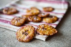 Twice Fried Plantains recipe and a fun blog