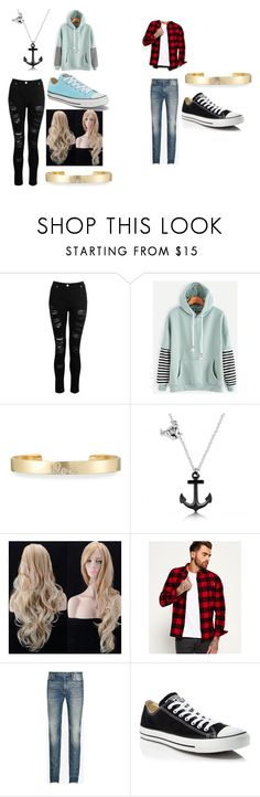 """""""Twins"""" by bluelover1803 on Polyvore featuring Sydney Evan, Superdry, Maison Margiela and Converse"""