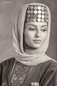 Armenian woman(Mane) by Emma Marashlyan