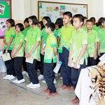 800 Sattahip Students Study Nature at Khao Kheow Open Zoo