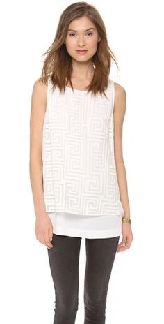 Elizabeth and James Martine Tunic | SHOPBOP