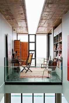 Lofty Inspiration: Elevated Home Offices
