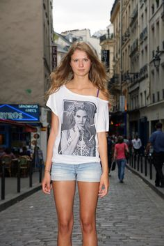 Lana Del Rey tee (where does one find this shirt)