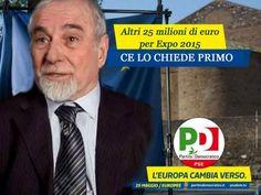 Grillo: con ennesima fiducia soldi a Expo, glielo chiede Primo Greganti