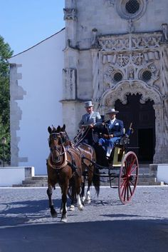 Carriage riding, Portugal