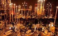 Gold wedding by Fête