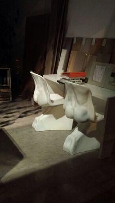 Sillas de diseño curiosas