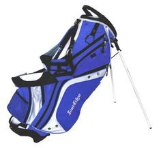 Featuring a lightweight quick-release stand with no-slip rubber feet these mens HT Max-D golf stand bags by Tour Edge also provide an insulated drink pocket
