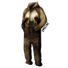 Mr. Sloth Onesie Jumpsuit