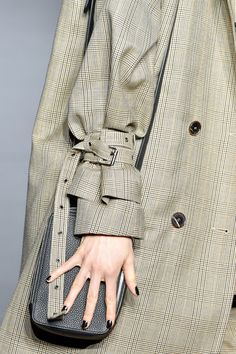 manucure Sonia Rykiel fashion week l'automne-hiver 2018 2019 beauté