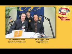 http://SpinalColumnRadio.com presents SpineBites. Small bite-sized chiropractic morsels from Dr. Thomas Lamar's SpinalColumnRadio podcast. This SpineBite features the legendary chiropractic philosopher Dr. Reggie Gold. (http:ReggieGold.com) Need more than a bite? Hear the whole interview at SpinalColumnRadio.com (episodes 030 & 031)