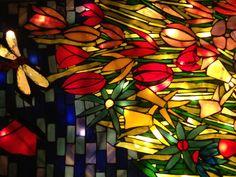 Stain glass garden