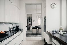 There is still that Scandinavian vibe. You definitely can't miss it. And the cosmopolitan touch...