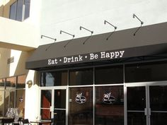 EAT. DRINK. BE HAPPY