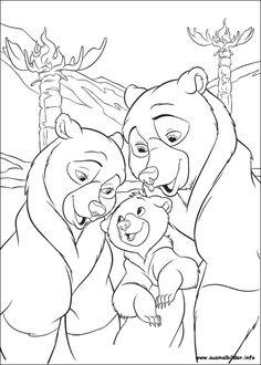 3 Bärenbrüder <3 | ~ ❤ Disney's Bärenbrüder ~ ❤ | Pinterest