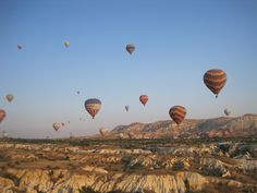 mongolfiera cappadocia turchia 4