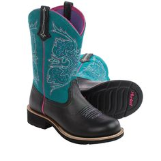 Ariat Fatbaby Cowgirl Tall Cowboy Boots (For Women) - Save 48%