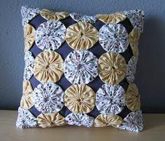 fabric yoyo crafts - Google Search