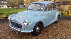 1968 Morris Minor 1000