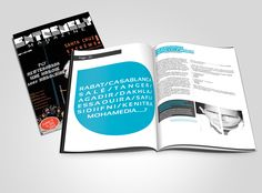 Extremely Magazine - Partie Rachid Fahmi (Amouage Magazine)