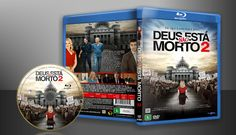 Deus Não Está Morto 2 (Blu-Ray) - Capa | VITRINE - Galeria De Capas - Designer Covers Custom | Capas & Labels Customizados